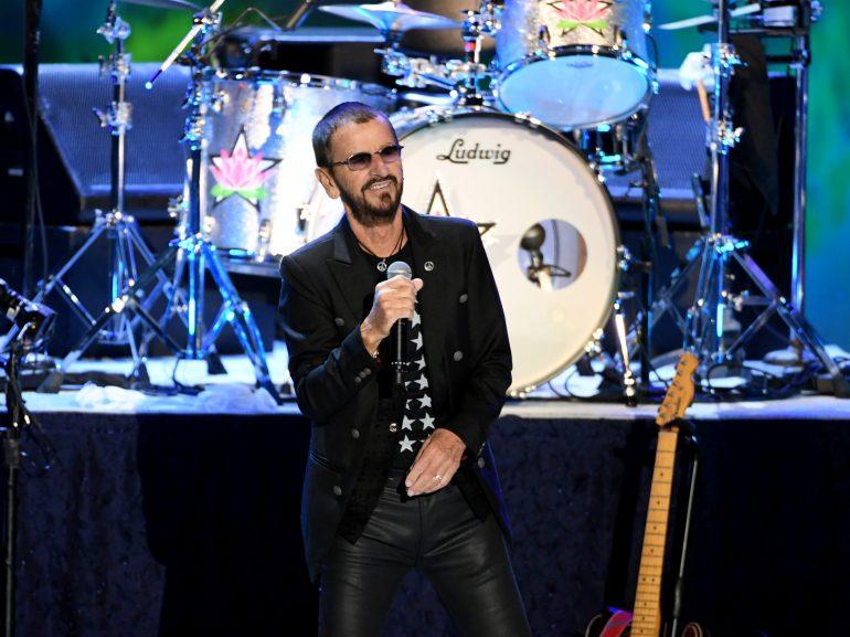 La NASA felicita a Ringo Starr