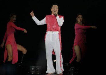 el cantante de 'Gangnam Style'