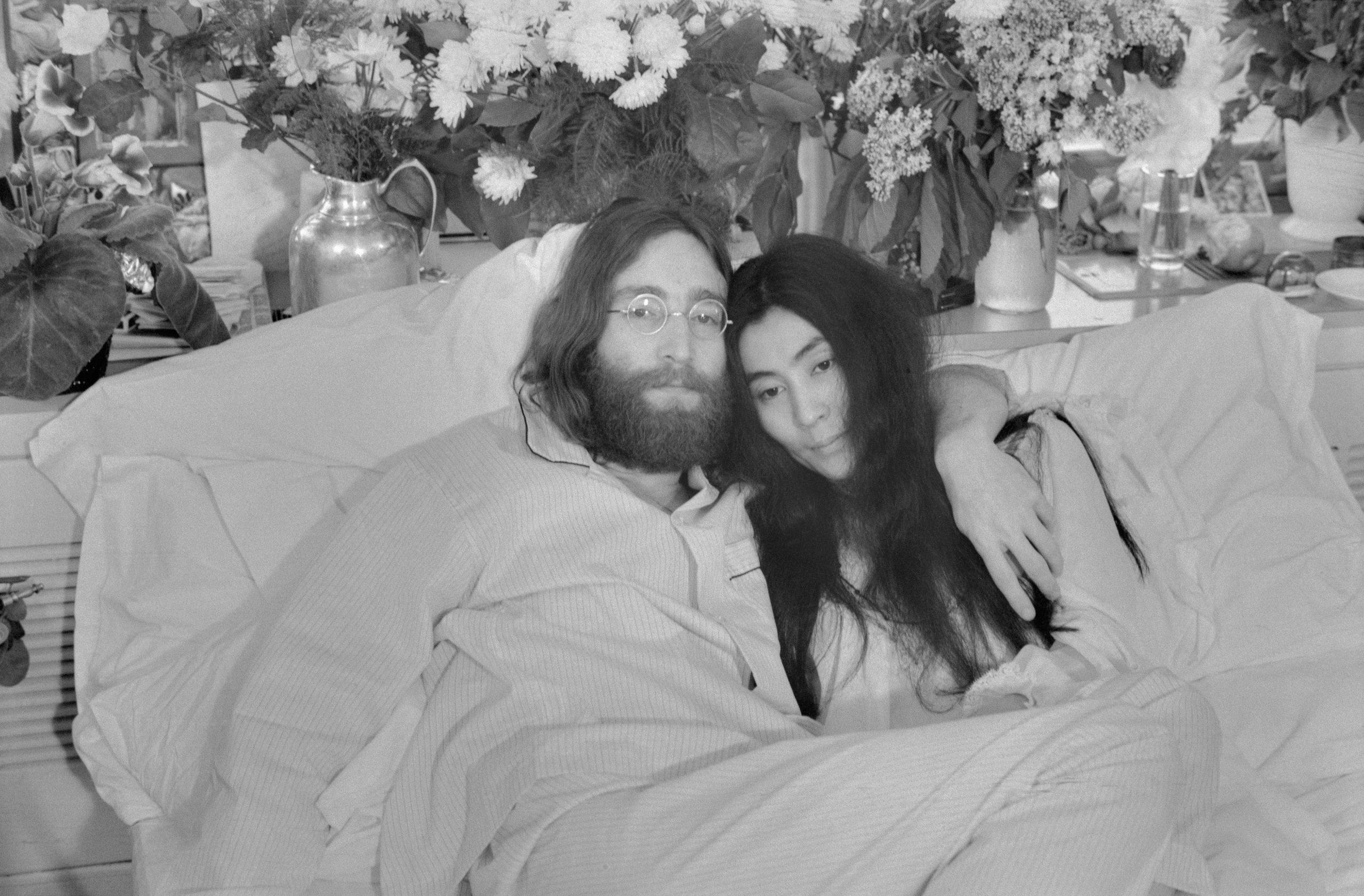 John Lennon en Tokio 2020