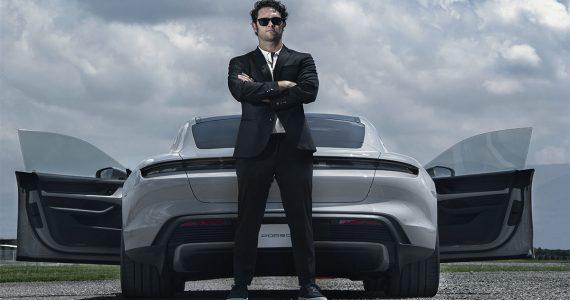 Porsche ropa Hugo Boss