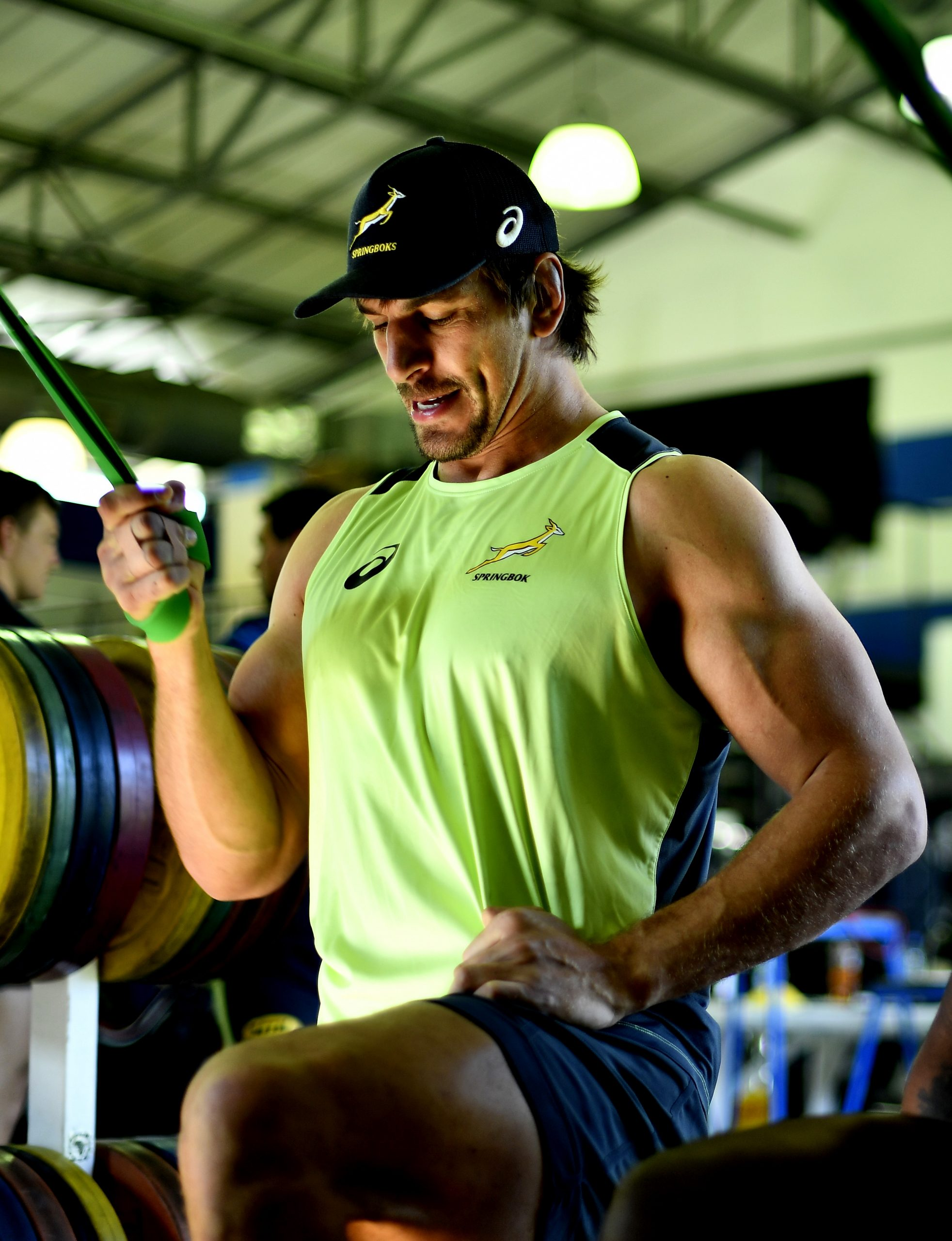 cómo hacer crecer el músculo