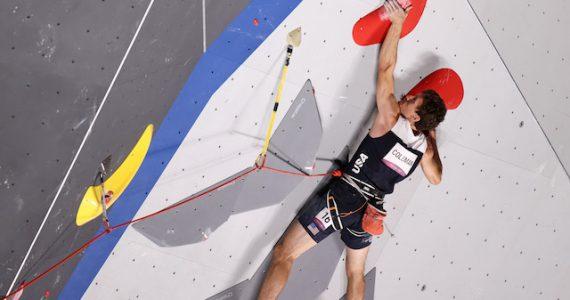 escalada olímpica