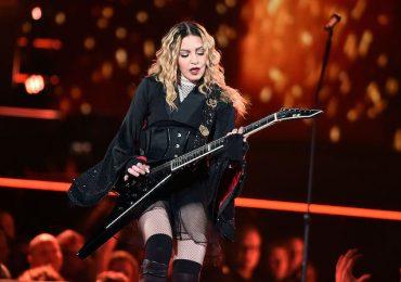 la reina del Pop