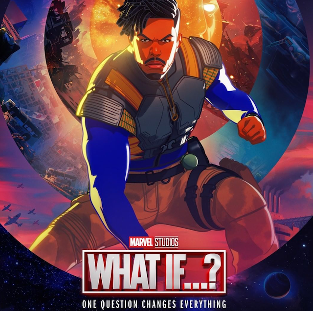 'What If...?'