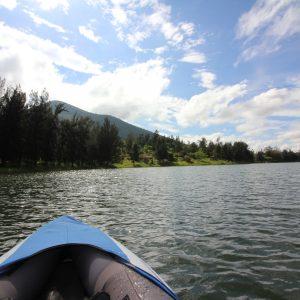 Un domingo en kayak
