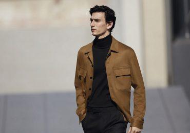 Sobrecamisa de Zegna versatilidad y estilo prenda otoño-invierno