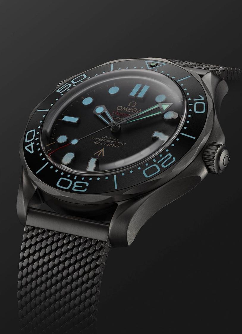 Seamaster Diver 300M 007